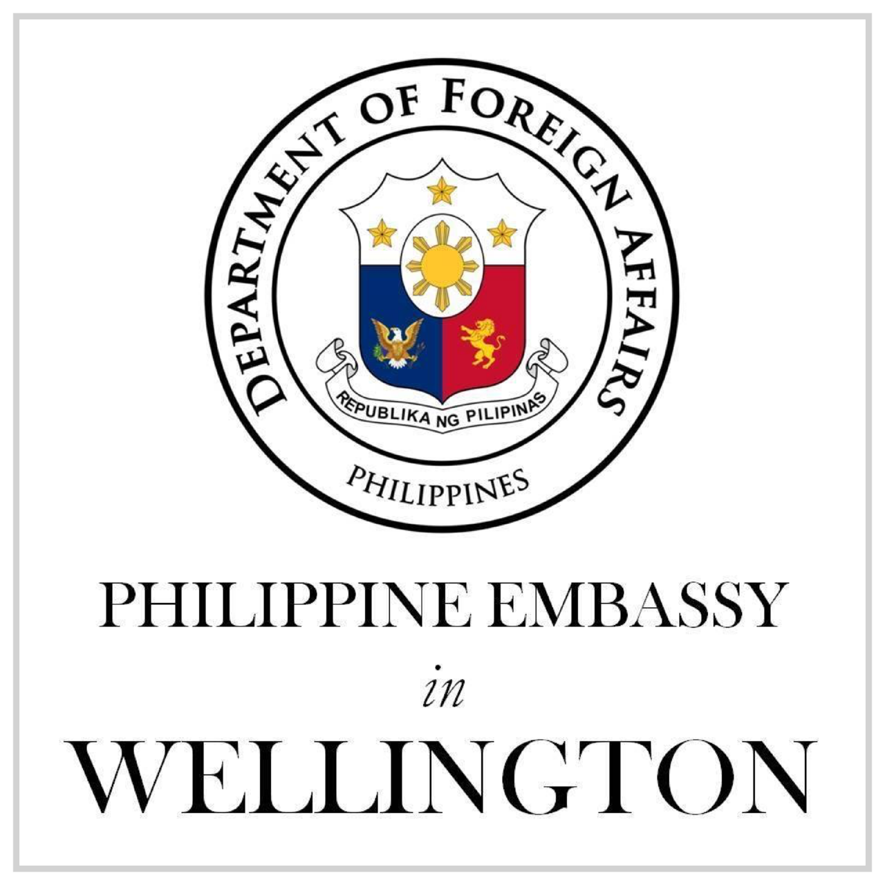 Visa | Philippine Embassy of Wellington New Zealand